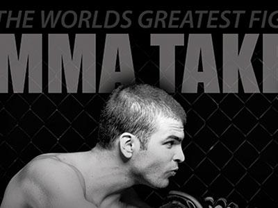 MMA Takedown