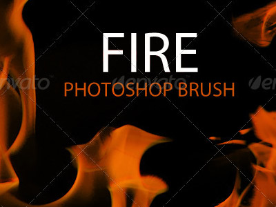 Fire brush