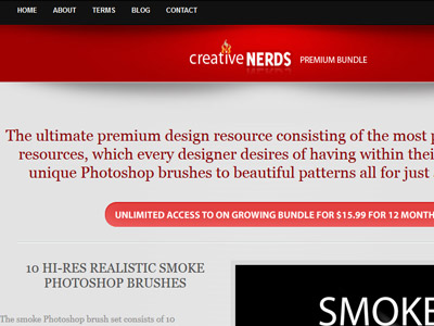 Creative Nerds Premium