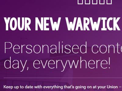 Warwick SU App