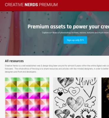 Creative Nerds Premium