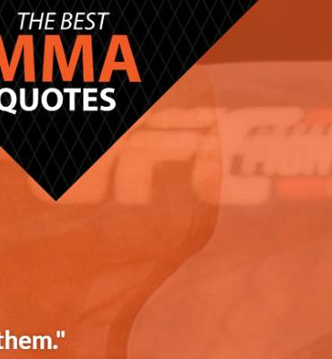 MMA quotes