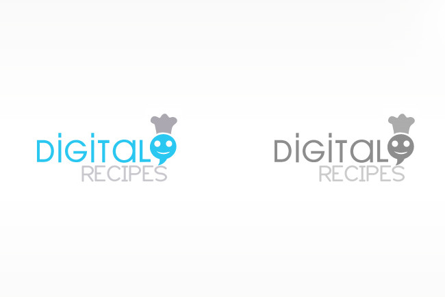 Digital reciepes logo