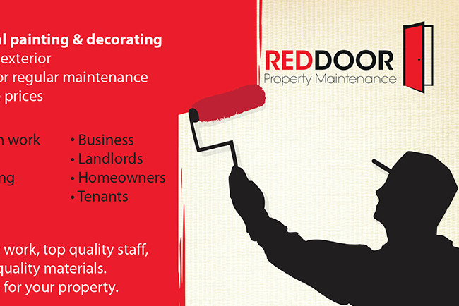 Red Door logo