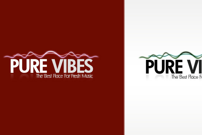 Pure Vibes logo