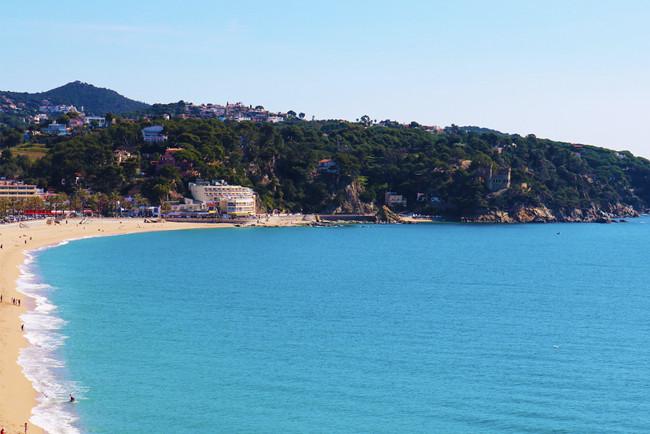 Spain sea